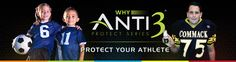 Anti3 Protect Series, the product range of concentrated disinfectant to hair and body wash. The product has been designed to meet the needs of the current professionals. Anti3 Protect Series usage would create healthy, harmless environments.