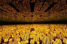 Infinity Mirror Rooms, pumpkins – Yayoi Kusama: Infinity Mirrors | Hirshhorn Museum | Smithsonian
