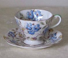 Would You Like a Cup of Tea Before Your Adventure? by Hannah McFadden on Etsy
