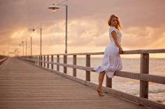 Gorgeous Portrait Photography by Trid Estet #inspiration #photography