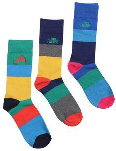 #Alroy socks – Mens clothing – #Tokyo #Laundry