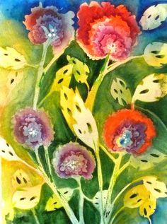 He encontrado este interesante anuncio de Etsy en https://www.etsy.com/es/listing/220902605/floral-fine-art-watercolor-painting-rose