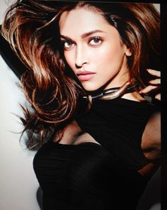Deepika Padukone, Indian movie star.