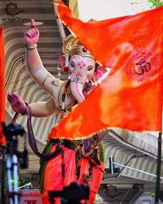 Hindu Cosmos — Klachoukicha Mahaganpati Mumbai (via. Shri Ganesh Images, Durga Images, Ganesha Pictures, Ganpati Bappa Photo, Ganpati Bappa Wallpapers, Happy Ganesh Chaturthi Images, Ganesh Lord, Lord Shiva, Ganesh Photo