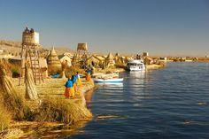 Perou: Le lac Titicaca