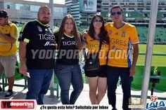 Torneo de Apertura / Temporada 2016-2017 / Domingo, 17 de Julio de 2016 / Estadio Corona / Afición Tigres UNAL