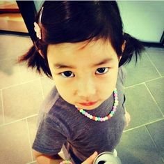 I think lovely Lee Haru and his love for fish.