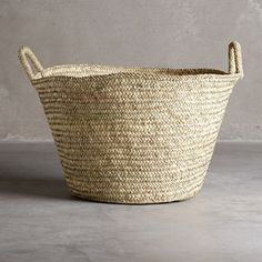 Wood Basket - log baskets