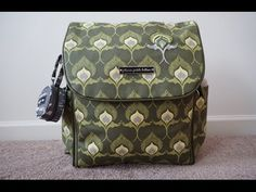 Review: Petunia Pickle Bottom Boxy Backpack Packed with Ju-Ju-Be!