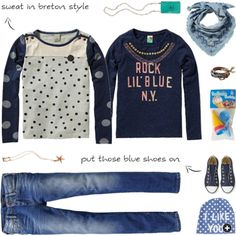 Items in breton style for girls | www.eb-vloed.nl