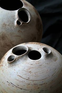 Ceramic Pottery Vessels