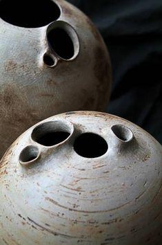 Ceramic Pottery Vessels