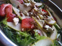 Ensalada fresca, el mejor acompañante de tus parrillas y carne asada! Fresco, Carne Asada, Mexican, Ethnic Recipes, Food, Salads, Grilling, Fresh, Roast Beef