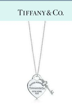 Wow love! Way to got Tiffany and Co! $15.00... Check out the website to see more