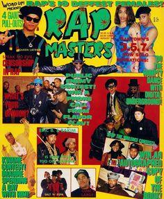 Rap Masters (August 1990)