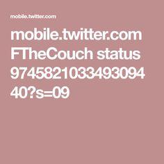 mobile.twitter.com FTheCouch status 974582103349309440?s=09