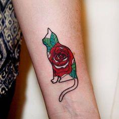 nice Geometric Tattoo - pinterest: yaaripinodz...