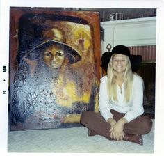 November 1969 on the picture, so this is a fifteen year old Christie Lee Brinkley. Christie Brinkley, Teen, Awesome, November, Pictures, Painting, Image, People, Art