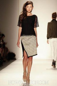 Spring 2014 Ready-to-Wear - Marissa Webb