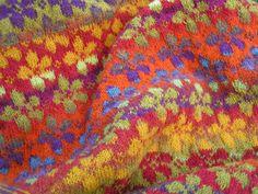 Daisy (Daisy) pattern by Ruth Sorensen, . Daisy (Daisy) Pattern by Ruth Sorensen, Source by kos Fair Isle Knitting Patterns, Fair Isle Pattern, Shawl Patterns, Knitting Charts, Knitting Stitches, Knitting Yarn, Hand Knitting, Wrap Pattern, Daisy Pattern