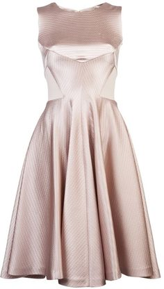 Temperely London Vivienne Sleeveless Dress