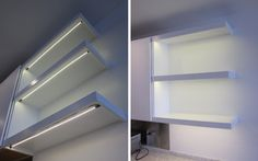 Inspired LED Kitchen Shelf Lighting - contemporary - hawaii - by Inspired LED