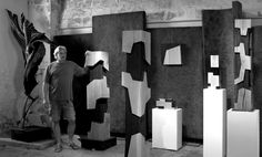 Alban LANORE Sculpteur   Sculpture Contemporaine Bois   Murale   Monumentale   Totem.