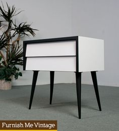 side table living room | Mid Century Modern Side Table After Florence Knoll | Furnish Me ...