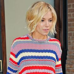 Sienna Miller; Style How To | Marie Claire