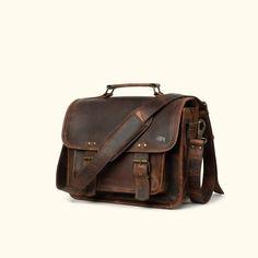 Stylish Camera Bag - Leather Bag for DSLR | Buffalo Jackson