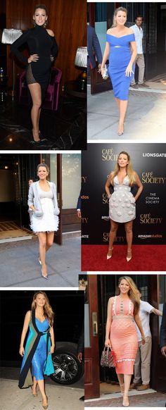 Blake Lively: grávida e estilosa | My Lifestyle