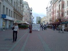 Mosca: via Arbat