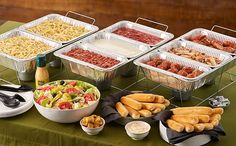 Olive Garden Catering: Create Your Own Pasta Station, $12.50 per person