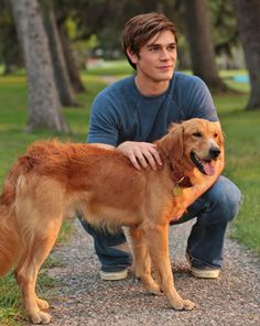 Kidzworld saw A Dog's Purpose, the story of a dog who lives several lives and the people he influences. Read our movie review!