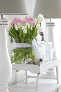 Springtime  Cottage