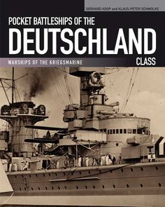 Seaforth title Pocket Battleships of the Deutschland Class is now available in paperback, kindle and epub