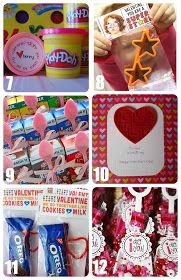 A Little Tipsy: 30 Valentines for Kids.  good boy valentine ideas