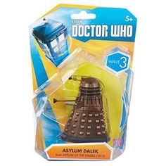 Doctor Who Series 3 Asylum Dalek Action Figure