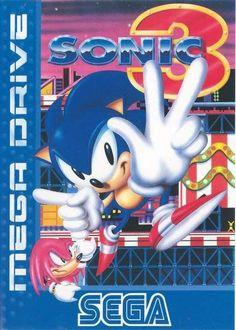 Sonic 3 - Sega Megadrive / Genesis