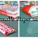Reusable Diaper Sack
