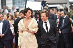 Jeanne Balibar et Mathieu Amalric