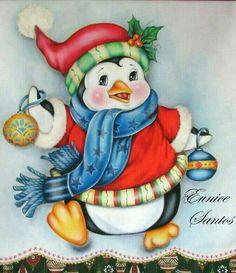 Christmas Animals, Christmas Wood, Vintage Christmas Cards, Christmas Signs, Christmas Pictures, Christmas Crafts, Christmas Ornaments, Xmas, Christmas Drawing