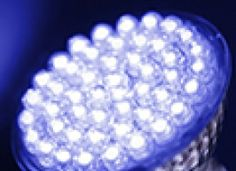 Anti-reflective coating boosts LED lumen output by eight percent