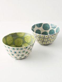 Moye, Katrin - tea bowls