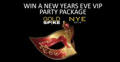 Are you in Las Vegas or plan on spending NYE in las Vegas? Learn about the New Years Eve Party VIP Giveaway.