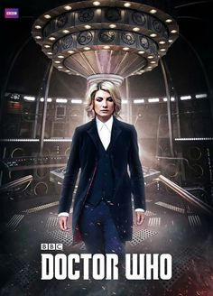The 13th Doctor #DoctorWho #13thDoctor #JodieWhittaker