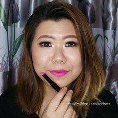 Odessa Matte Lipstick - 711 Party Pop #MatteLipstick
