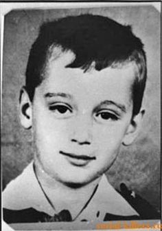 an introduction to the life of a serial killer andrei chikatilo Jumptonavigation jumptosearch andreichikatilomugshotofandreichikatilo,takenafterhisarrestinnovember1990bornandreiromanovichchikatilo(1936-10-16)16o pedia.