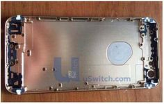 New leak from the back panel of the new iPhone 6 shows that the apple logo is cut out. The plastic backing covering the logo is thin enough for light to shine through meaning that this iPhone's logo may glow like Apple's Mac Books.