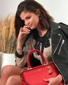 Selena Gomez has a new arm candy and we get why she loves it. To know more log onto www.grazia.co.in (link in bio)  via GRAZIA INDIA MAGAZINE OFFICIAL INSTAGRAM - Fashion Campaigns  Haute Couture  Advertising  Editorial Photography  Magazine Cover Designs  Supermodels  Runway Models